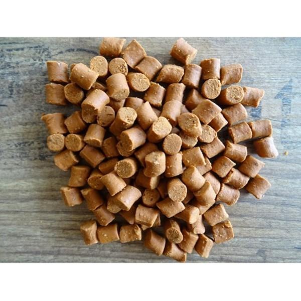 Hunde Softies - 5x Kartoffel-Softies Lachs 200g- Leckerlies für Ihren Hund - Glutenfreier Hunde Snack