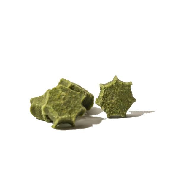 Hunde Snack - Pfefferminzsterne 150g - Leckerlies für Ihren Hund - Snack für Hunde mit Mint