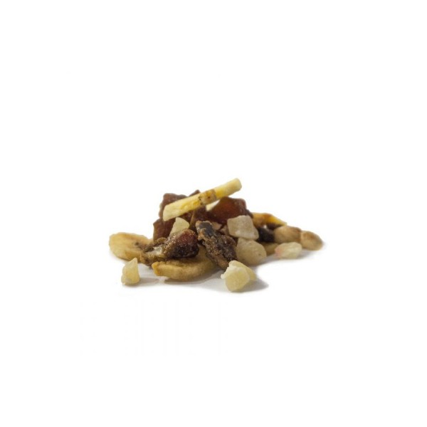 Nager Früchte Mix 4x 500g - Ergänzungsfuttermittel für Nager