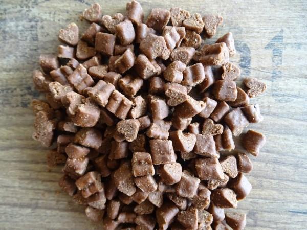 Hunde Softies - 5x Kartoffel-Softies Pferd 200g- Leckerlies für Ihren Hund - Glutenfreier Hunde Snack