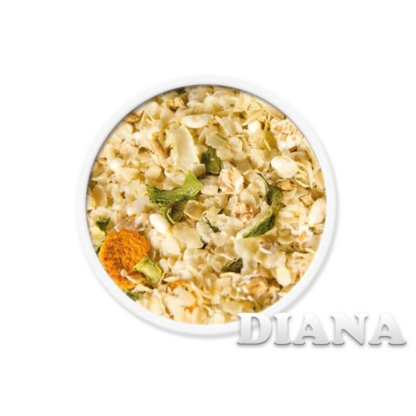 Hunde - Ergänzungsflocken Reis-Mix-Plus - 10kg