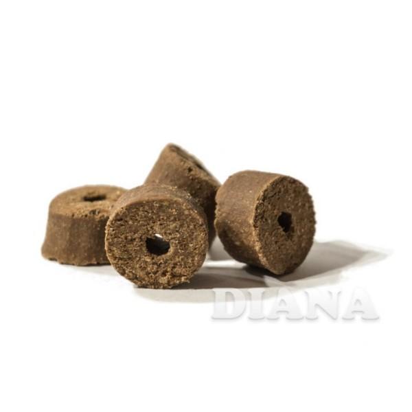 Hunde Snack - Soft Lamm- & Reisringe 4x 500g - Leckerlies für Ihren Hund